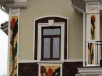 Красивый фасад
