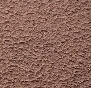 Метод покраски фасада под шубу