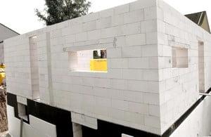 Дом из газобетоннных блоков