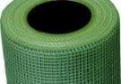 Рулон зеленой сетки
