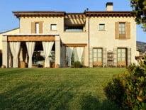 Элегантный фасад дома
