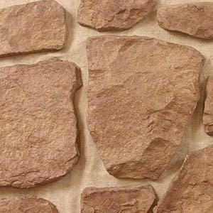 Пример облицовки камнем