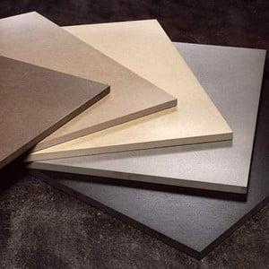 Пять плит керамогранита разного цвета