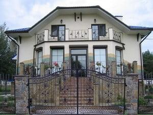 Ремонт и утепление фасада дома