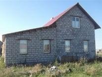 Шлакоблочный дом
