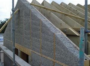 Создание крыши дома