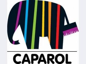 Логотип компании Капарол