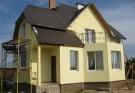 Светло-желтый дом