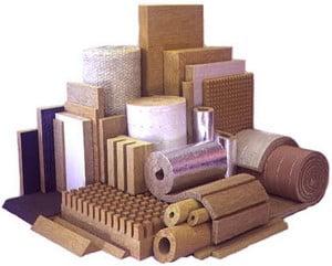 Ассортимент материалов для утепления фасада