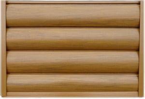 Пример деревянного блок хауса
