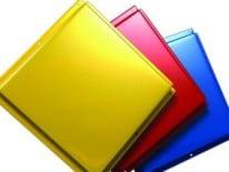 Разноцветные металлокассеты