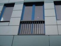 Фасад из плит