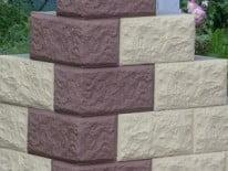 Пеноблок с готовым фасадом