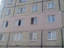 Швы панельных домов