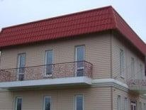 Аккуратный фасад