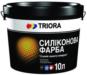 Банка краски Триора