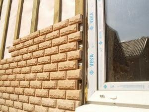 Плитка под кирпич для фасадов