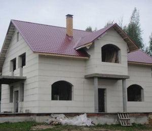 Утепление фасадов в оконных проемах