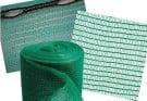 Зеленая строительная сетка