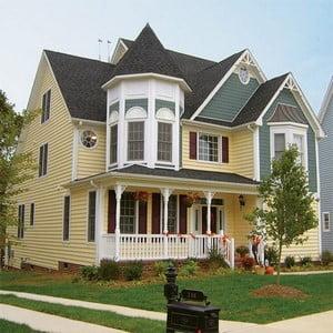 Аккуратный красивый домик