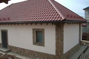 Красивый небольшой дом