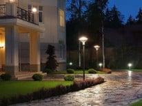 Освещение частного дома