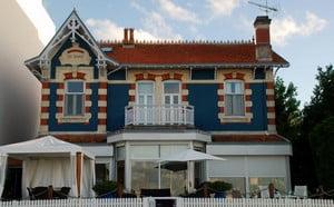 Стильный фасад дома