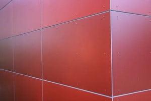 Фиброцементные плитки для фасада