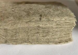 пример базальтовой ваты для утепления