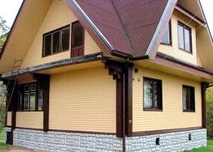 пример фасада от grand line