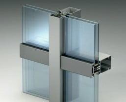 пример алюминиевого остекления