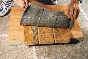 Фасадная плитка своими руками