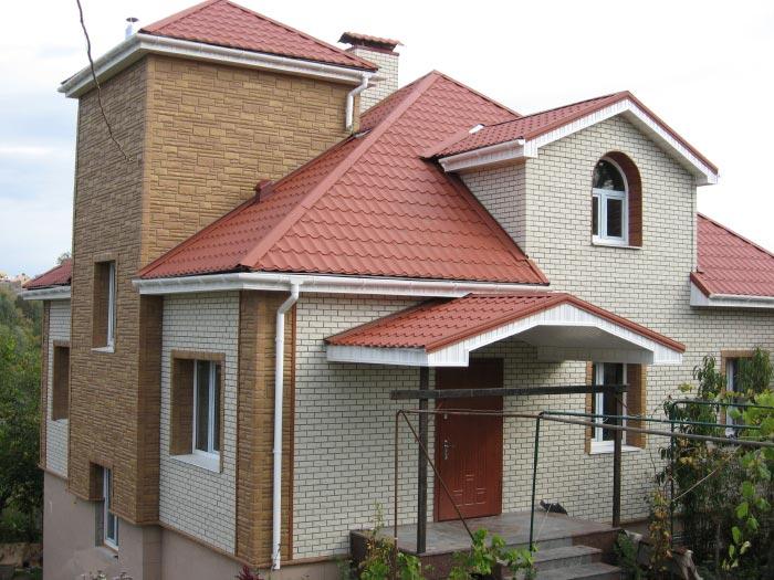 Отделка фасада дома штукатуркой с утеплением цена