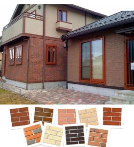 Фиброцементные фасадные панели: особенности и отзывы
