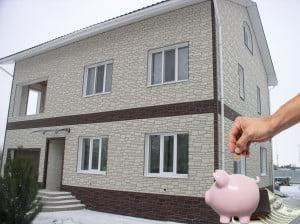 Чем недорого отделать дом