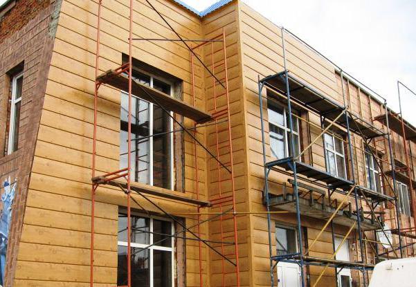 Материалы для отделки фасад деревянного дома